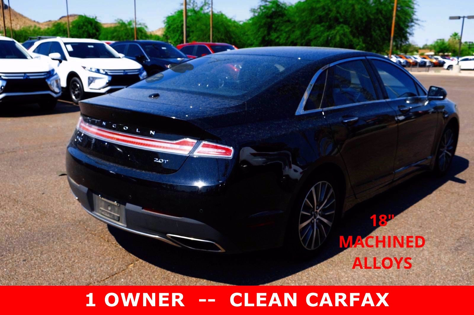 Pre-Owned 2019 Lincoln MKZ TURBO