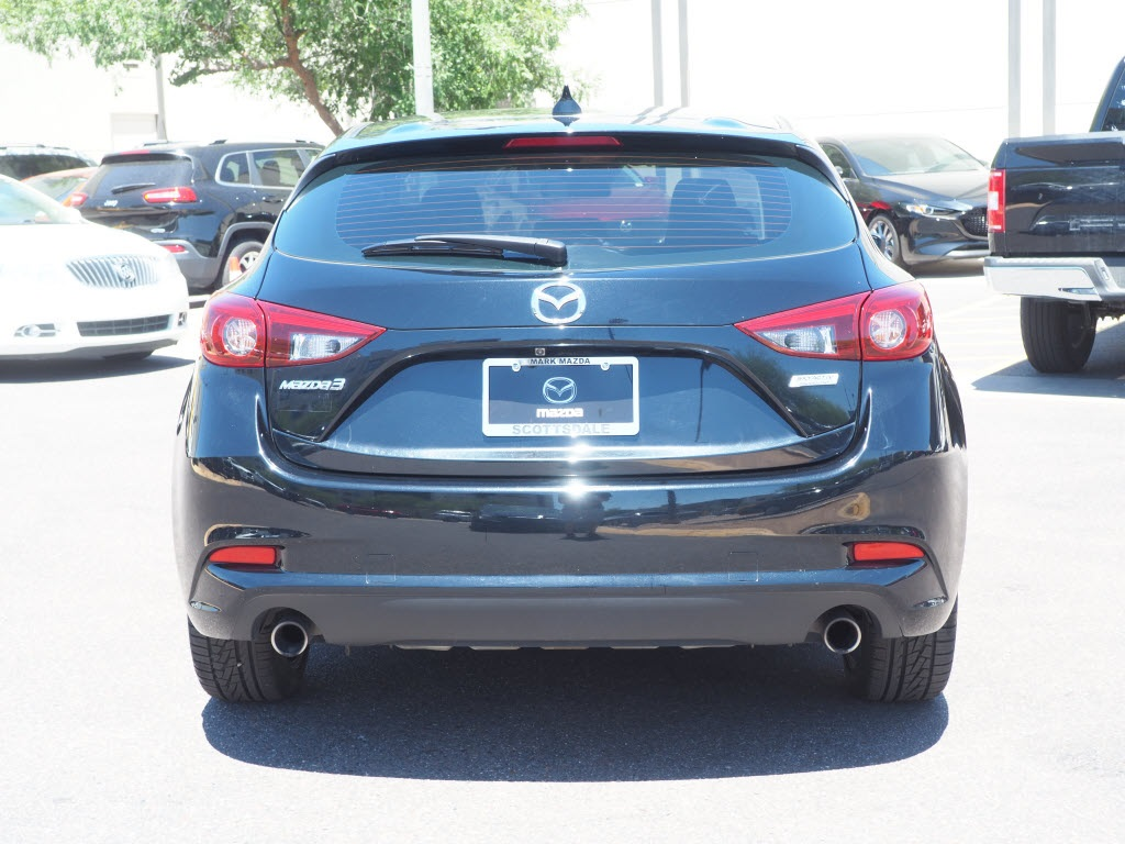 Certified Pre-Owned 2018 Mazda3 Grand Touring