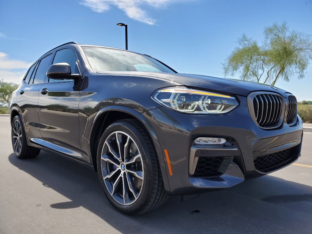 Pre-Owned 2019 BMW X3 M40i