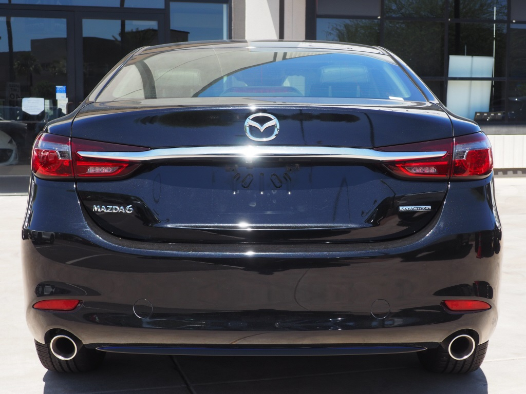 Certified Pre-Owned 2019 Mazda6 Touring