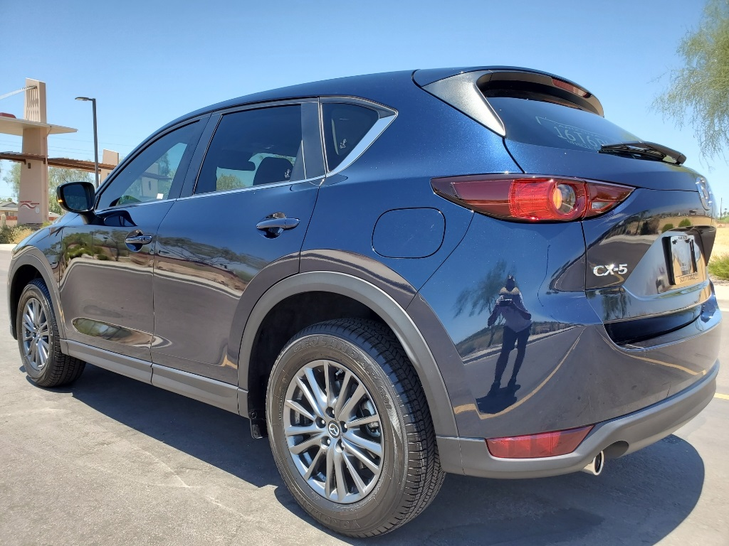 Certified Pre-Owned 2020 Mazda CX-5 Touring