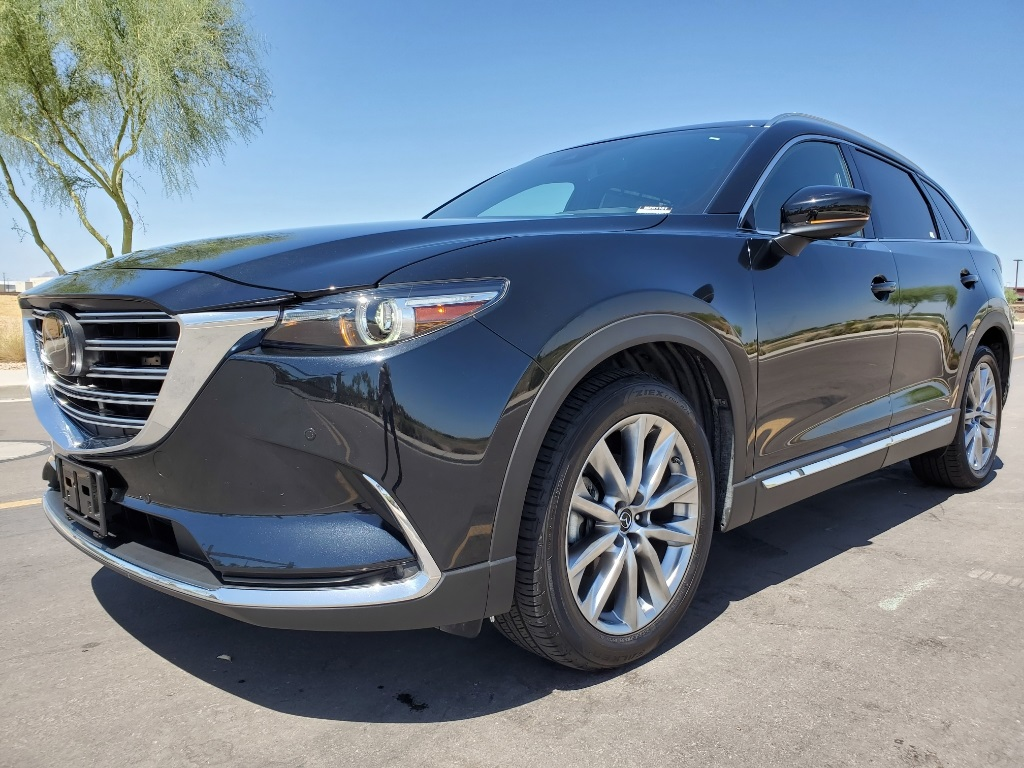 Certified Pre-Owned 2019 Mazda CX-9 Grand Touring