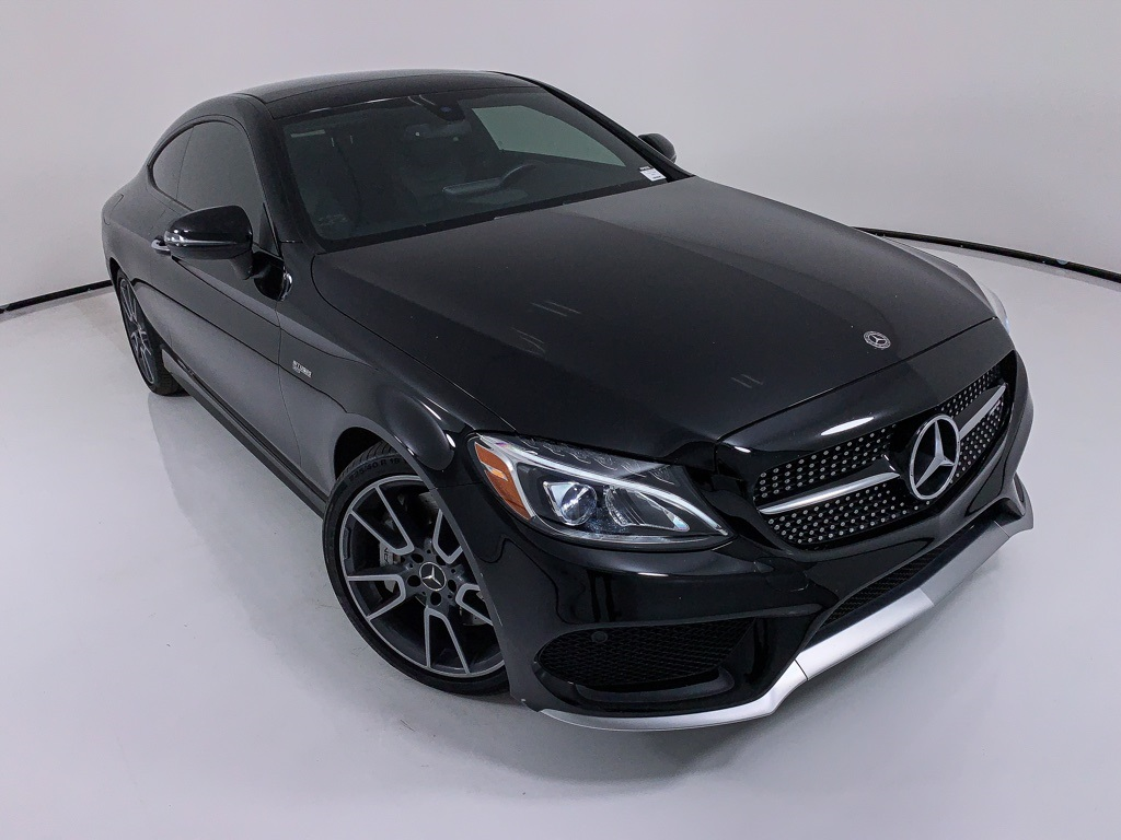 Pre-Owned 2017 Mercedes-Benz C-Class C 43 AMG®