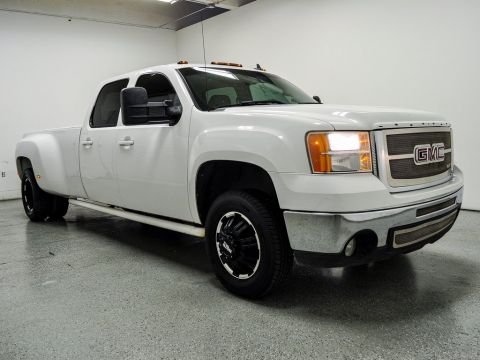 Pre-Owned 2008 GMC Sierra 3500HD SLE1