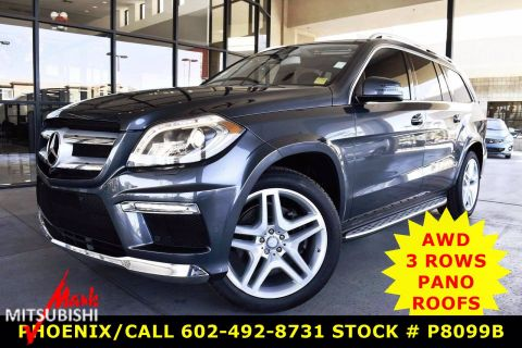 Pre-Owned 2014 Mercedes-Benz GL 550 AWD